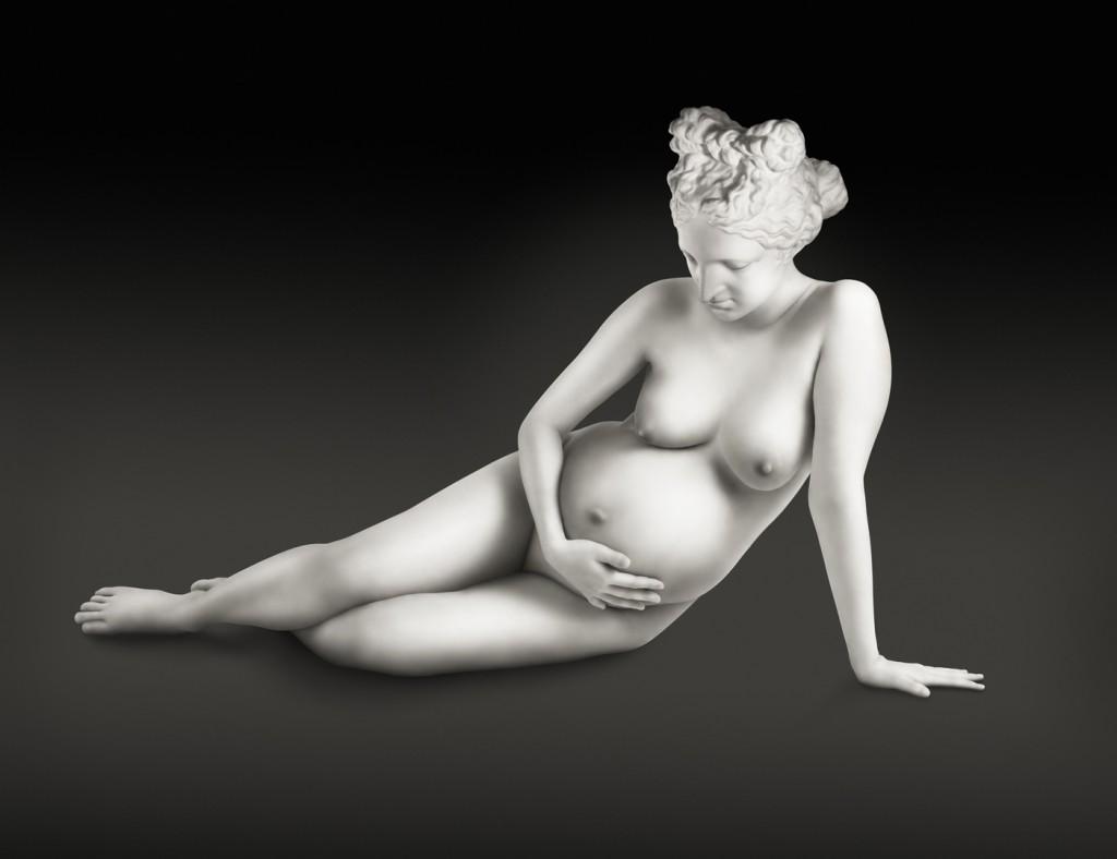 Pregnant Grace, 2010
